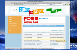 fossasia selected projects